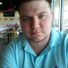 Photo taken at Five Guys by Chelsea R. on 4/5/2016