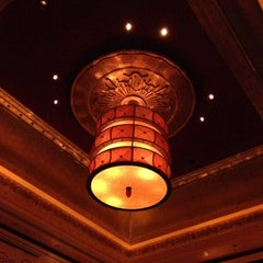 Photo taken at Grand Lux Cafe by PVG on 9/28/2012