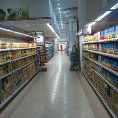 Photo taken at Roda Megamarket by momcilo v. on 10/23/2013