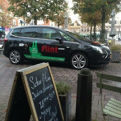 Photo taken at Grand Cafe Halewijn by Joet H. on 10/16/2014