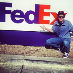 Photo taken at FedEx Ship Center by Mark W. on 5/25/2013