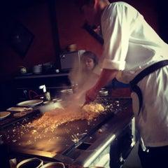 Photo taken at Sushi Ya by Mathew on 11/18/2012