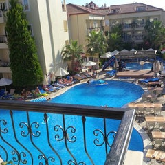 Photo taken at Sun City Apartments & Hotel by Jorgen on 7/27/2015