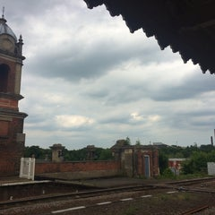 Photo taken at Bury St Edmunds Railway Station (BSE) by Tamás N. on 6/16/2015