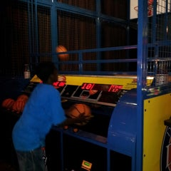 Photo taken at Dave & Buster's by Tasha H. on 5/27/2013