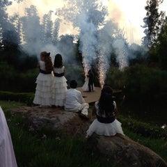 Photo taken at Terraza Cobalto by Bianka on 10/14/2012