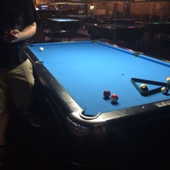 Photo taken at Pool Sharks by Robert F. on 4/26/2015