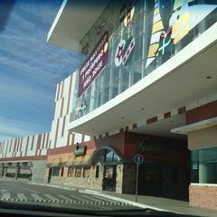 Photo taken at Galerías Saltillo by Cecilia on 11/11/2012