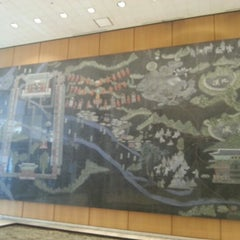 Photo taken at 서울역사박물관 (Seoul Museum of History) by Violet B. on 12/22/2012