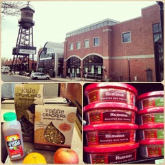 Photo taken at Whole Foods Market by Eco-Vegan Gal on 12/12/2012