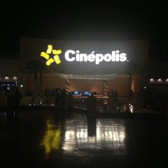 Photo taken at Cinépolis by Melody T. on 11/12/2012