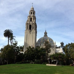 Photo taken at Balboa Park by Tom N. on 2/3/2013
