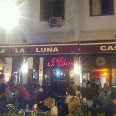 Photo taken at Casa La Luna Bistro by kolich on 7/18/2013