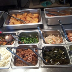 Photo taken at King's Korean BBQ by Bruce H. on 9/26/2012