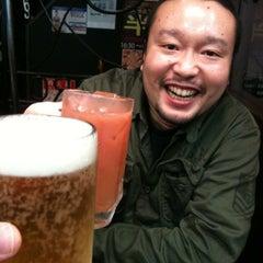 Photo taken at 博多餃子舎603 by Tomoyuki on 10/9/2012