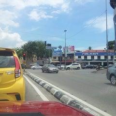 Photo taken at Simpang Empat Semabok by Suhaimi S. on 2/28/2013