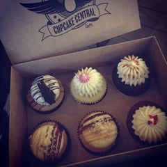 Photo taken at Cupcake Central by Ruo on 6/3/2014