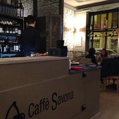 Photo taken at Caffè Savona by Giorgio M. on 1/2/2013