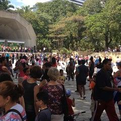 Photo taken at Parque Generalísimo Francisco de Miranda by Belle V. on 1/20/2013