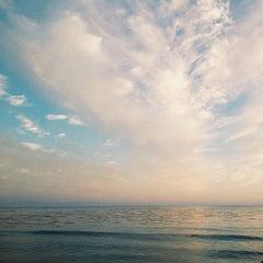 Photo taken at Isla Vista Beach by Camille R. on 8/3/2013