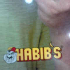 Photo taken at Habib's by Priscila H. on 1/20/2013