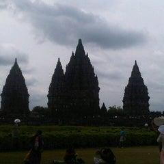 Photo taken at Candi Prambanan (Prambanan Temple) by Hurry Z. on 12/31/2012