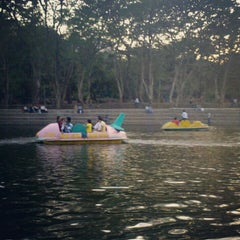 Photo taken at Sanjay Gandhi National Park- Boat Ride by Altaf P. on 12/9/2012