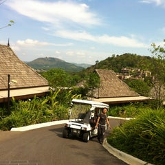 Photo taken at The Westin Siray Bay Resort & Spa by Anna D. on 3/23/2013