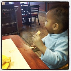 Photo taken at Cicis by Sharon M. on 3/26/2013