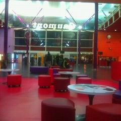 Photo taken at Gaumont Valenciennes by Benjamin D. on 2/15/2013