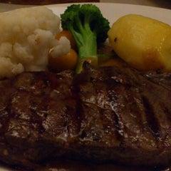 Photo taken at Cherating Steakhouse by HONGCHAI L. on 12/24/2012