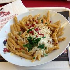 Photo taken at Pasta Deli by Matthias on 4/26/2013