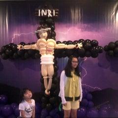 Photo taken at Gereja Kemah Tabernakel (Tabernacle Family) by yuli v. on 4/20/2014