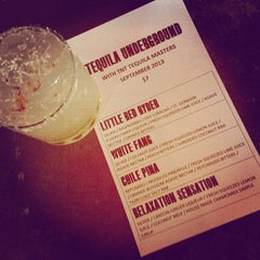 Photo taken at TNT - Tacos and Tequila by Beth D. on 9/6/2013