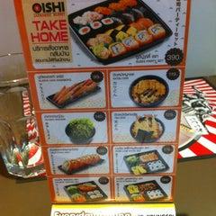 Photo taken at Oishi Buffet (โออิชิ บุฟเฟ่ต์) by Memay M. on 11/30/2012