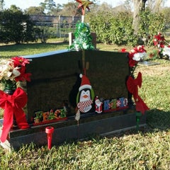 Photo taken at Forest Park Cemetery by ysidro m. on 12/24/2014