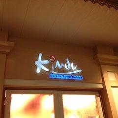Photo taken at Kimju (คิมจู) by Kik on 10/2/2012