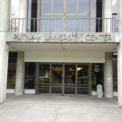 Photo taken at Willamette University by Aaron E. on 4/12/2013