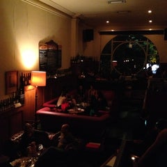 Photo taken at The Melbourne Supper Club Bar by James M. on 12/28/2012