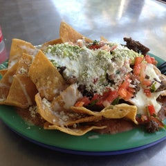 Photo taken at LuLu's Taqueria by Dan W. on 5/18/2013