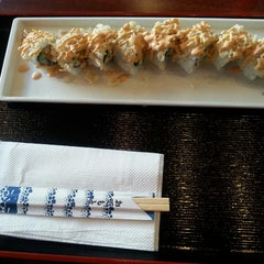 Photo taken at Ninja Sushi by Q Ueen C. on 1/18/2015
