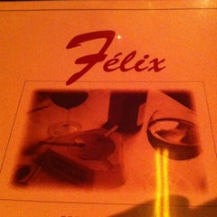 Photo taken at Felix by Dave P. on 10/16/2012