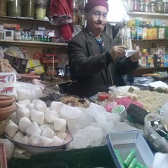 Photo taken at Souk Sidi Mehrez by Intissar A. on 12/20/2014