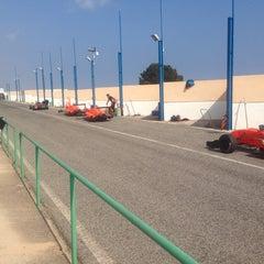 Photo taken at Circuit De Calafat by Alexander 🏎 Ḿ. on 3/16/2015