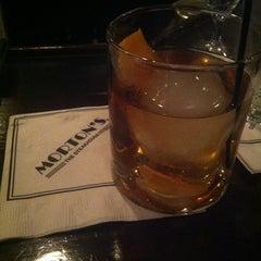 Photo taken at Morton's Steakhouse by O'Shea G. on 4/27/2013