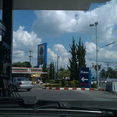 Photo taken at ปตท. (PTT) by Sinn on 10/25/2012