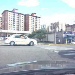 Photo taken at Avenida Ferrero Tamayo by Mauricio on 9/19/2012