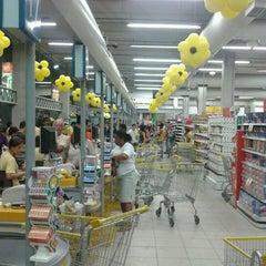 Photo taken at Supermercado Coelho Diniz by Cláudio S. on 10/6/2012