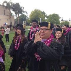 Photo taken at Loma Linda University School of Dentistry by Joshua H. on 5/25/2015