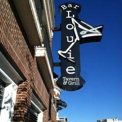 Photo taken at Bar Louie Easton by Lorraine C. on 10/12/2012